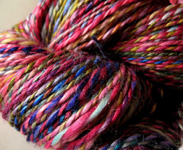 Twisted Yarn